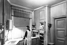 Interiør 1930-tallet