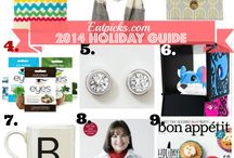 Gift Guides for all occasions / A collection of gift guides for all your gift giving needs!