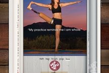 Ads From the Archives / We really like making ads, because they aren't just ads to us. We get to tell stories and make art and show interesting people and share a little about what makes Manduka, Manduka. Here are a few ads we hope you'll enjoy.  / by Manduka