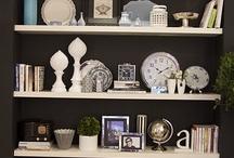 Shelf Ideas / by Lynn Seasons