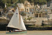Les Grottes de Matata / Notre établissement a Meschers sur Gironde : crêperie; hôtel et écomusée troglodytique.