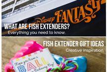 Disney Fish Extenders