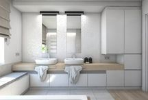 kolor drewna łazienka