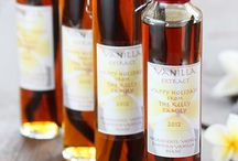 Vanilla extract / Vodka gift