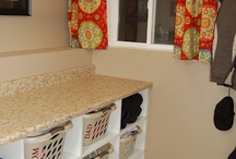 Laundry Rooms / by Alex West