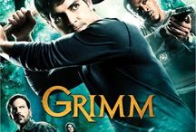 grimm / The darker side of fairy tales Best TV show EVER / by Lori Franklin