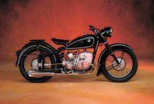 Motorrad - Oldtimer Classic vor 1945