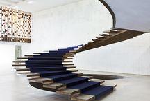 Stairs lépcső