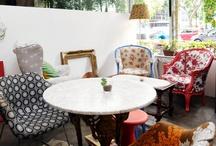 Cafe / by Calista Gautama