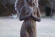 enkeleitä, keijuja, nukkeja - angels..