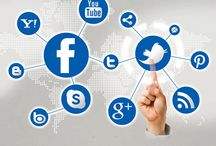 Social Media / Enhance your business visibility across the globe, using effective Social Media Services offered by ACE Infoway's expert social media consultant.