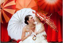 Wedding Rain Photo Ideas