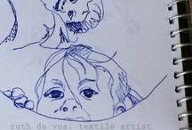 Sketches: Ruth de Vos