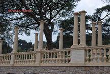 Etrusca Marmi / Etrusca Marmi opera nel settore della lavorazione e del commercio di marmi e pietre dal 1965 ed è specializzata nella realizzazione di progetti personalizzati