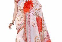 2184 Bahar 2  Fashionable Saree Collection