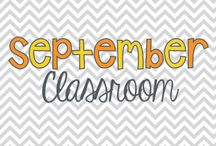 September Classroom / by LaKeta Siler Ille