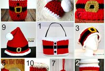Santa Crochet Patterns