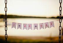 WGW Kid's Parties! / by woolston grace weddings