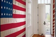 ~ Americana ~ / Love the red, white and blue!!!  / by Sarah Clune