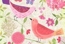 Whimsical birds / by Farida Zaman