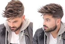 Men's Hairstyle / Men's Hairstyle