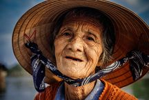 Humanity / Faces from around the world