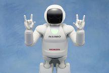 Robots / Worldwide robotics projects