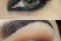 Make up / beauty, makeup, hairstyle