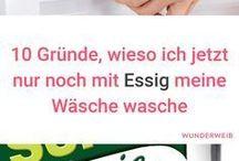Wäschetricks