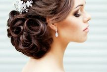 Wedding Hair / by Ruby P