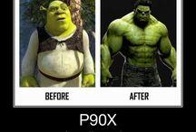 P90X!