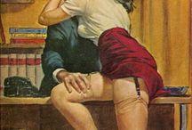 Couvertures De Livres Vintage