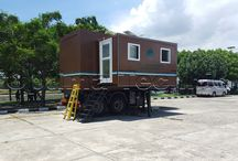 Mobile Training Unit / container models