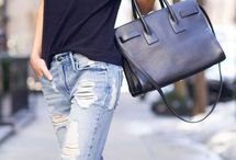 Fashion through new eyes - ripped jeans