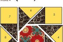 Quilt patterns-sew