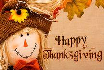 Ahhhhh...Holidays-Thanksgiving! / by Vicki K.