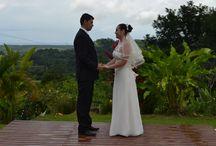 Destination Wedding Costa Rica / #DestinationWedding in #costarica