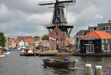 Summer holiday in the Neatherlands