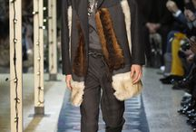 Antonio Marras Menswear Fall Winter 2016 / Excuse me: where's the West?  In San Salvatore di Sinis in Sardinia! Sardinia? Really? / by Antonio Marras