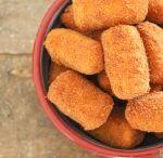 Zoete aardappelgerechten