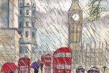 rain / rain/eső
