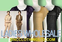 Ladies Wholesale / To save while shopping for retail garments, it is better to check out on ladies wholesale clothing. This is offered to businesses and retailers who are eager to buy garments at lowered rate. Zinc Clothing allows you to buy stylish apparels at rates that you never expect for such stylish designs.  http://zincclothingltd.com/