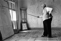 Henri Matisse / Post-Impressionism Master of many mediums.  Come see what i so love and appreciate about his art / by Ruth Lee