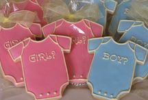 Baby Shower Ideas / Get ideas for baby showers here! / by Cristy Mishkula @ Pretty My Party
