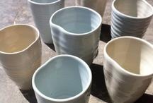 Echo Ceramics collective work / Ceramics by Echo Ceramics, Inc. studio potters.