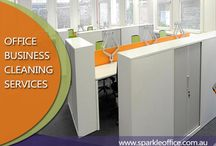 office business cleaning services