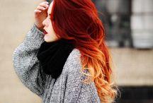 haar kleuren
