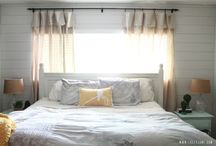 Bedroom Ideas / by Leigh Anne, YourHomebasedMom