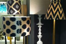 IKAT Fabric Trend-  / Some IKAT Trends I have seen at London Design week 2014.