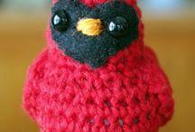 Crochet Bonecos / Ami Dolls